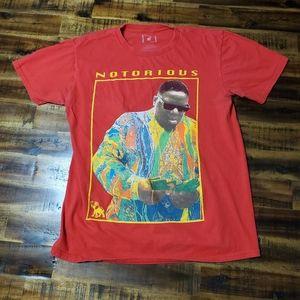 Notorious BIG Counting Money Tshirt - Medium